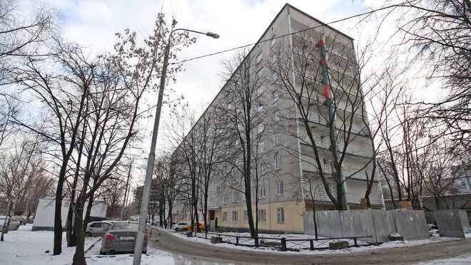 ЖК Дом на Клинской